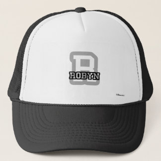R is for Robyn Trucker Hat