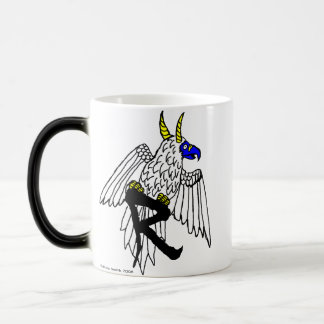 R is for Roc Coffee Mugs