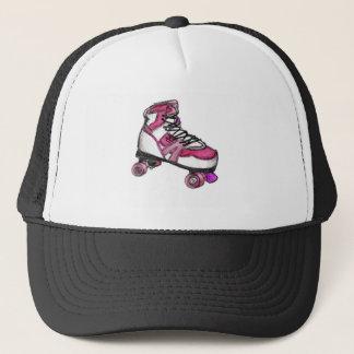 R is for Rollerskate Trucker Hat