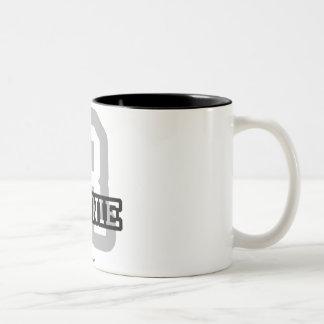 R is for Ronnie Coffee Mug