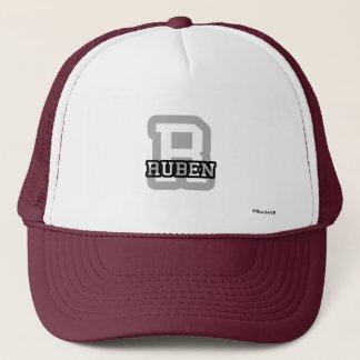 R is for Ruben Trucker Hat