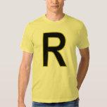 R like a Pirrrrrraatttee! T Shirt