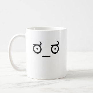 r LosAngeles Look of Disapproval Mug
