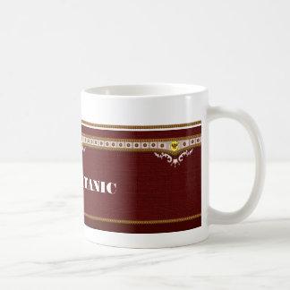 R.M.S. TITANIC Memorial cup Mugs