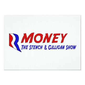 R-MONEY 5X7 PAPER INVITATION CARD