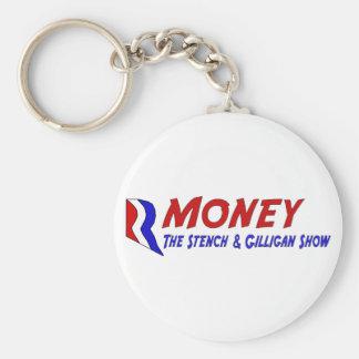 R-MONEY LLAVERO REDONDO TIPO PIN