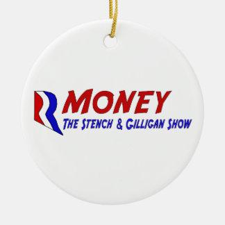 R-MONEY CHRISTMAS TREE ORNAMENT