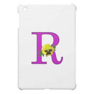 """""""R"""" Monogram iPad Mini Cases"""