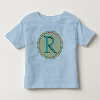 R MONOGRAM T-SHIRT