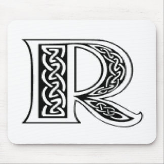 R MOUSE PAD