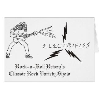 R n R Reissys Logo Card