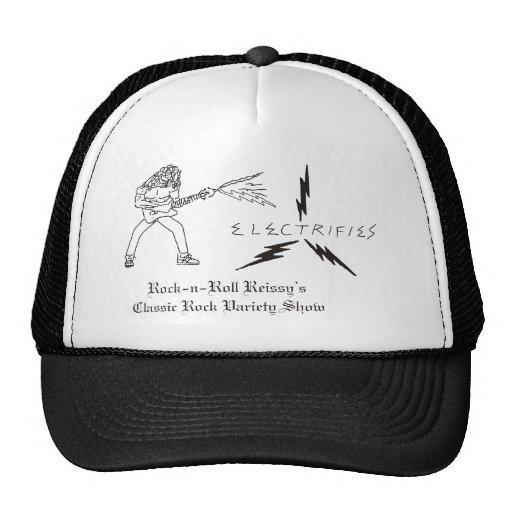 R n R Reissys Logo Trucker Hat
