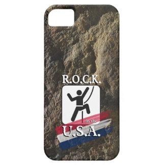 R.O.C.K. in the U.S.A. - iPhone 5 Case
