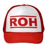 R.O.H Hat Design