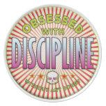 R obsesionado disciplina platos para fiestas