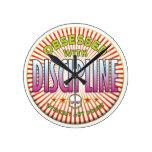 R obsesionado disciplina reloj