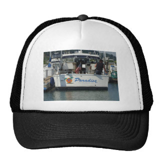 R Paradise Trucker Hat