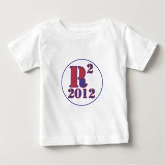 """R"" Paul Squared Baby T-Shirt"