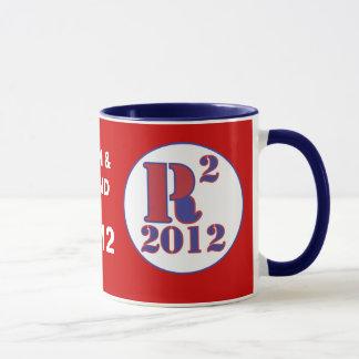 """""""R"""" Paul Squared Mug"""