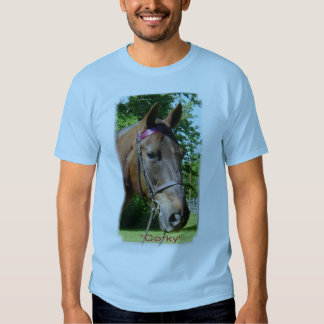 """R & R """"Corky in Colour"""" T Shirts"""