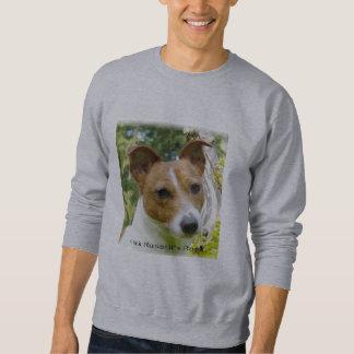 R & R Jack Russells Rock Pullover Sweatshirts