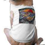 R&R with Shorty and Hercules Doggie Tee Shirt
