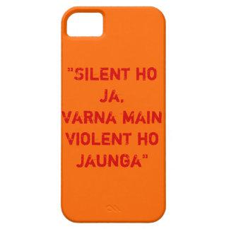 R... Rajkumar Quote iPhone 5S Case