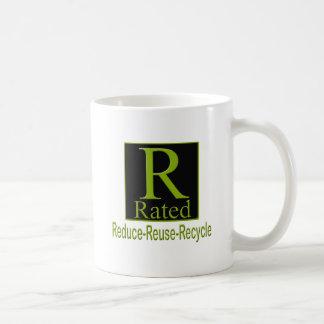 R Rated Recyle Coffee Mug