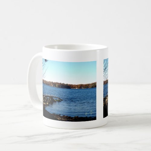 R River Mug