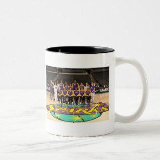 R.Rock Two-Tone Coffee Mug