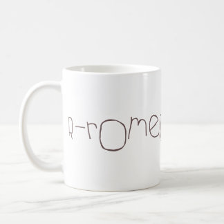R - romeo NATO Classic White Coffee Mug