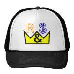 R&S trucker hat
