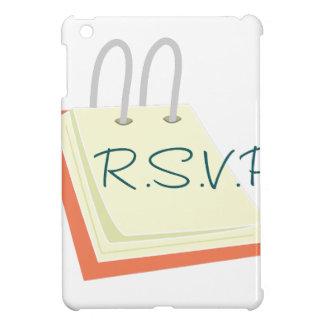 R.S.V.P COVER FOR THE iPad MINI