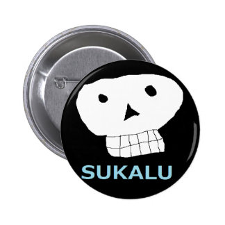 Ⅿ r. skull you button
