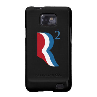 R SQUARED - ROMNEY RICE -.png Samsung Galaxy SII Case