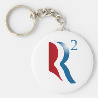 R SQUARED - ROMNEY RICE png Keychains