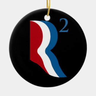 R SQUARED - ROMNEY RICE -.png Ornament