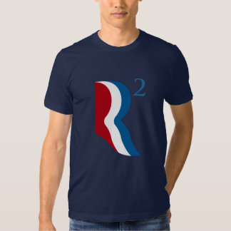 R SQUARED - ROMNEY RICE -.png Tshirts