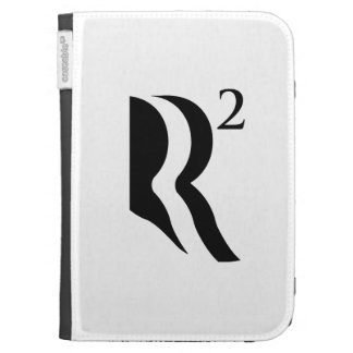 R SQUARED - ROMNEY RYAN 12 KINDLE KEYBOARD CASES