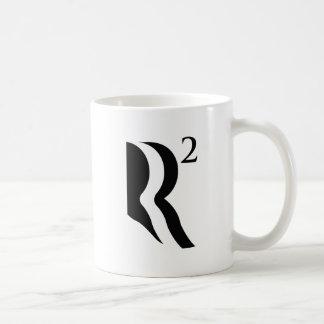 R SQUARED - ROMNEY RYAN 12 CLASSIC WHITE COFFEE MUG