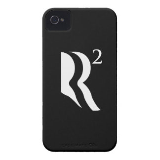R SQUARED - ROMNEY RYAN 12 -.png Case-Mate iPhone 4 Case