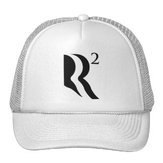 R SQUARED - ROMNEY RYAN 12.png Trucker Hat