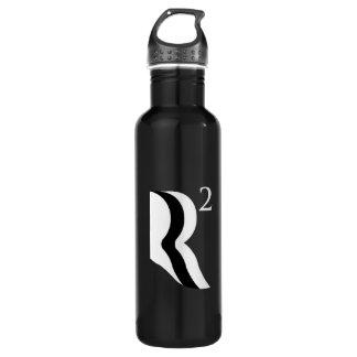 R SQUARED - ROMNEY RYAN 12 -.png 24oz Water Bottle