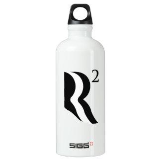 R SQUARED - ROMNEY RYAN 12 SIGG TRAVELER 0.6L WATER BOTTLE