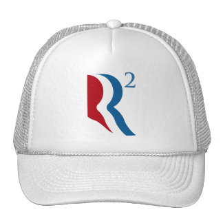 R SQUARED - ROMNEY RYAN 2012.png Trucker Hat