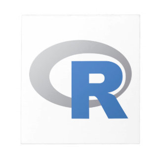R Statistical Software Products Notepad