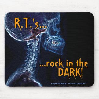 """R.T.'s rock..."" mousepad"