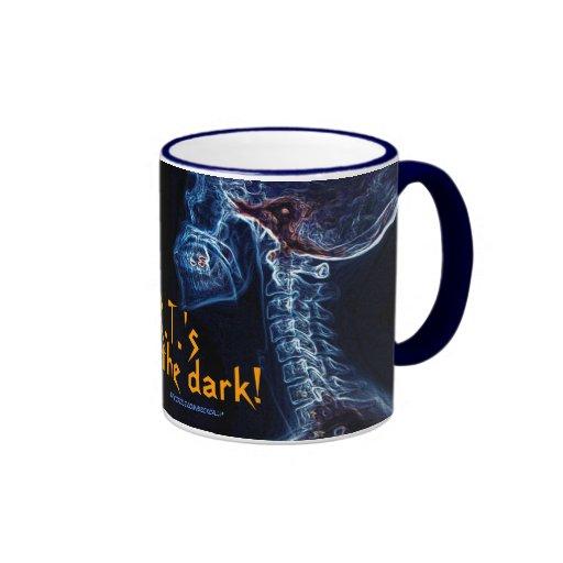 """R.T.'s rock..."" mug"