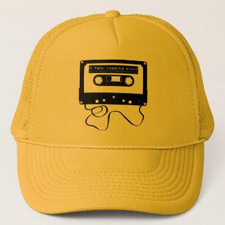 R Tape Loading Error Trucker Hat