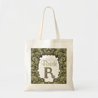 R - The Falck Alphabet (Golden) (Wedding) Tote Bag